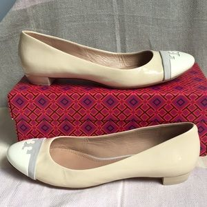 04284ee8edc4 Tory Burch Shoes - Tory Burch Gabrielle Flat in Dulce De Leche   Dusk